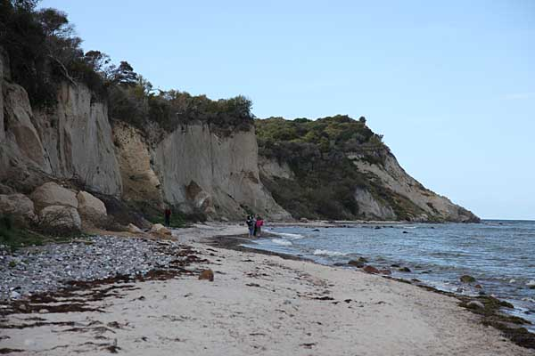 Hiddensee - Dornbuschkliff