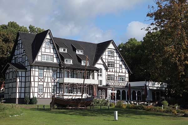 Hiddensee - Hotel in Kloster
