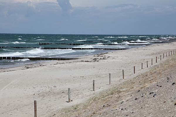 Ostseestrand in Dierhagen